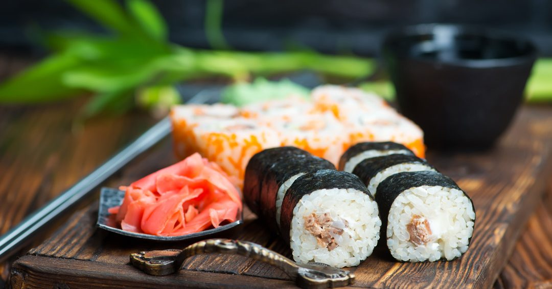 Lunch | AI Fusion Sushi & Grill | East Lansing, MI